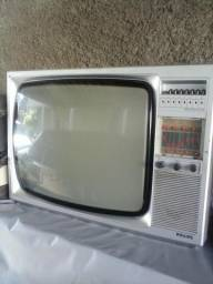 Televisao philips antiga