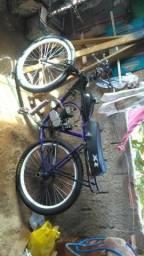 Vendo ou troco bicicleta motorizada