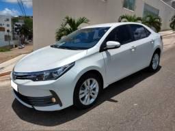 Corolla XEI 2.0 Automático 2017/2018 Branco Novo Demais IPVA 2019 Pago - 2018