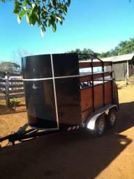 Trailers para cavalos, bois , vacas