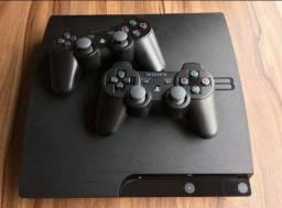 PS3 Bloqueado com fifa 19 e skyrim