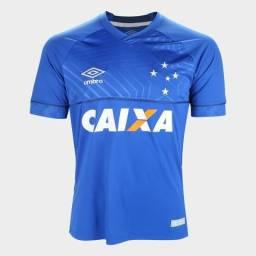 Camisa Cruzeiro - M e G - Original - Pronta Entrega ac19590762fe4