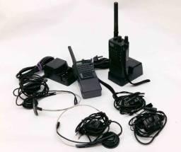 2 radios - alinco - dj180 - vhf/uhf- fm