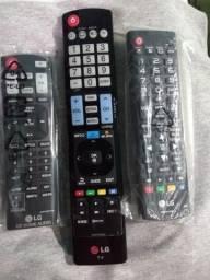 Controles remoto lg