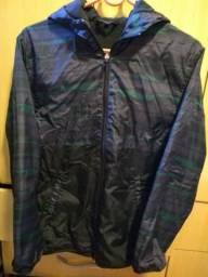 Jaqueta forrada nylon do Japão