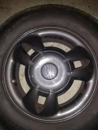 Jogo de rodas 13 original GM