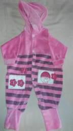 Troco roupas de menina
