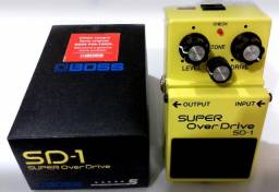 Pedal Boss Super OverDriver SD-1