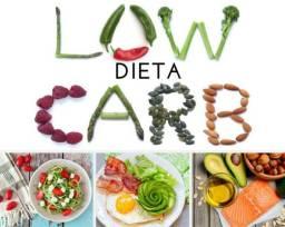 Low Carb Receitas - Cardápio Completo