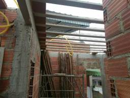 Pedreiro da fundação ao acabamento