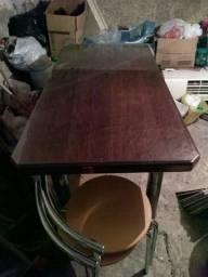 Ainda tenho a mesa !