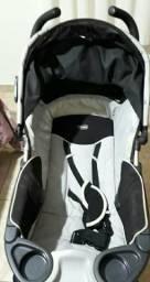 Carrinho e bebê conforto com base da CHICCO!!!