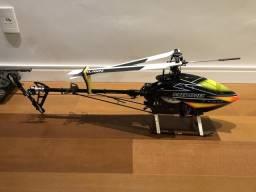 Helicóptero Aling Trex 500ex completo