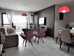 Apartamento com 4 dormitórios à venda, 133 m² por R$ 750.000 - Jatiúca - Maceió/AL