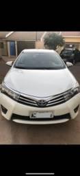 Toyota Corolla Xei 2.0 Flex 2016 Branco Perolizado - 2016