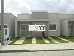 Casa 3/4 para Aluguel no Condomínio Alameda das Flores - SIM