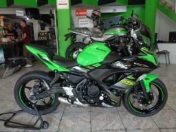 Kawasaki Ninja 650 KRT Verde 2018 - 2018