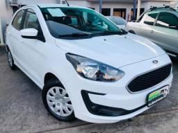 Ford Novo Ka Se 1.0 2019, revisado ford , garantia !!!!!! - 2019