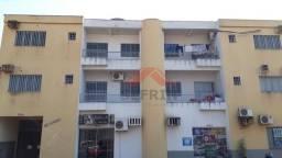 Apartamento com 1 dormitório para alugar, 45 m² por R$ 750/mês - Centro - Cacoal/RO