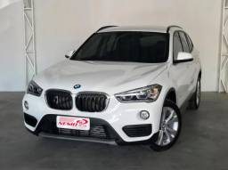 BMW X1 2016/2016 2.0 16V TURBO ACTIVEFLEX SDRIVE20I 4P AUTOMÁTICO - 2016