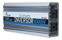 Inversor Conversor Veicular 24v/110v/4000w