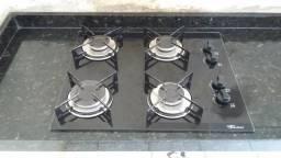 Vendo fogão cooktop com 04 bocas
