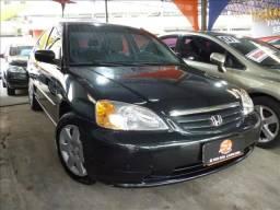 Honda Civic 1.7 lx 16v - 2002