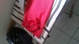 Corset vermelho