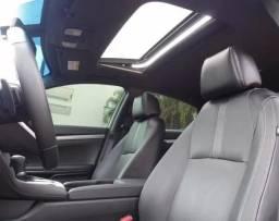 Civic Touring 1.5 16V Turbo Gasolina 4P CVT - 2017