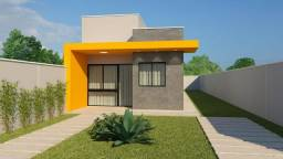 Casas Novas no SIM para Venda - 2 quartos com suíte