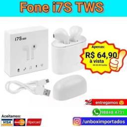 Fones i7S TWS