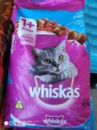 Ração Whiskas Peixe para gatos adultos