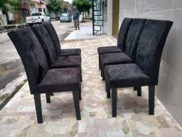 Conjunto de cadeiras!