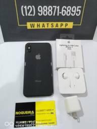 IPhone X 64gb Space *INTACTO* { Entrada e RESTANTE CARTÃO c TAXAS }