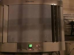 Ar condicionado digital tal com controle