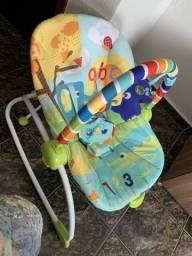 Cadeira de descanso vibratória Weeler