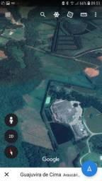 Amplo terreno com topografia plana em Araucária. 130.000 M². Acesso asfaltado