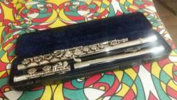 Flauta  transversal  Shelter  nova