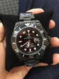 Rolex Preto Black