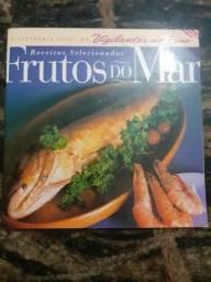 Livro Frutos do mar Vigilantes do Peso