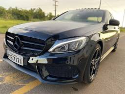 Mercedes-Benz C300 Sport 2.0 2018 com 3mil km - 2018