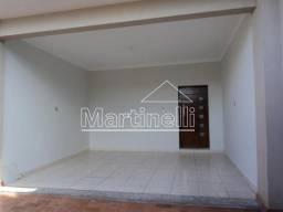 Casa para alugar com 3 dormitórios em Parque anhanguera, Ribeirao preto cod:L19796