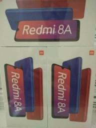 REDMI 8A 2 RAM 32 GB originais globais novos lacrados com garantia de 1 ano