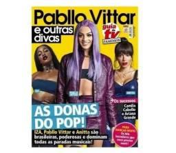 Revista Pabllo Vittar, Divas, Cenário Drag, Donas Do Pop, Sucesso