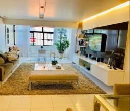 Edifício Cíntia no Cocó 188m2 04 Suites + Dependência 02 Vagas Piscina Salão Festas