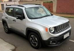 Jeep Renegade Sport 1.8 Flex - Automático - 2016/2017 - IPVA 2020 pago - 2017