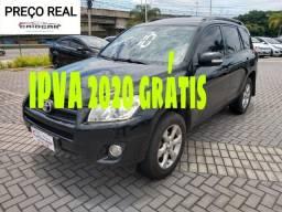 Toyota RAV4 Gasolina Teto solar Automático - 2010