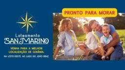Loteamento San Marino Região Avenida Leste Oeste Goiânia ao lado Vera Cruz