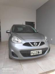 Nissan March 2016/2017 1.0S impecável - 2017