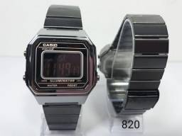 Relógio Unissex Casio Vintage Digital Diversos Modelos Entrega